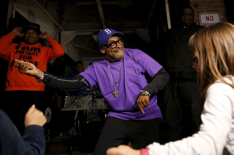 Spike Lee, à New York