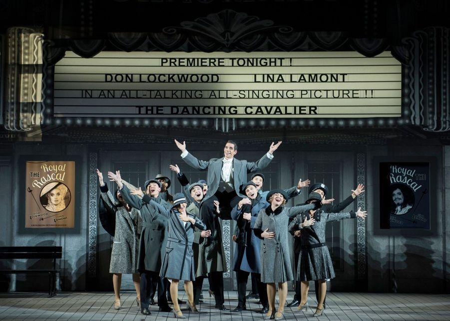 « Singin' in the Rain », jusqu'au 11 janvier au Grand Palais, Paris VIIIe. Rés. : 01 40 28 28 40.