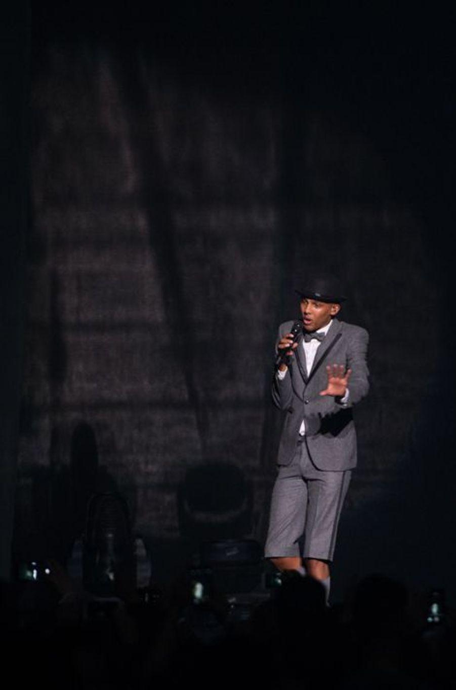 Stromae triomphe au Madison Square Garden