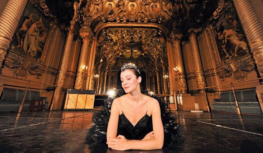 Etoile depuis 1997, son 1,77 mètre a révolutionné l'Opéra. « Les danseuses étaient traditionnellement petites et fines. J'ai dû me battre . »