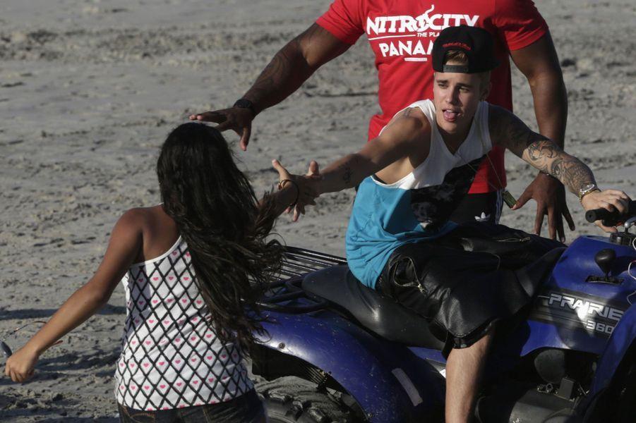 Justin Bieber, son exil au Panama