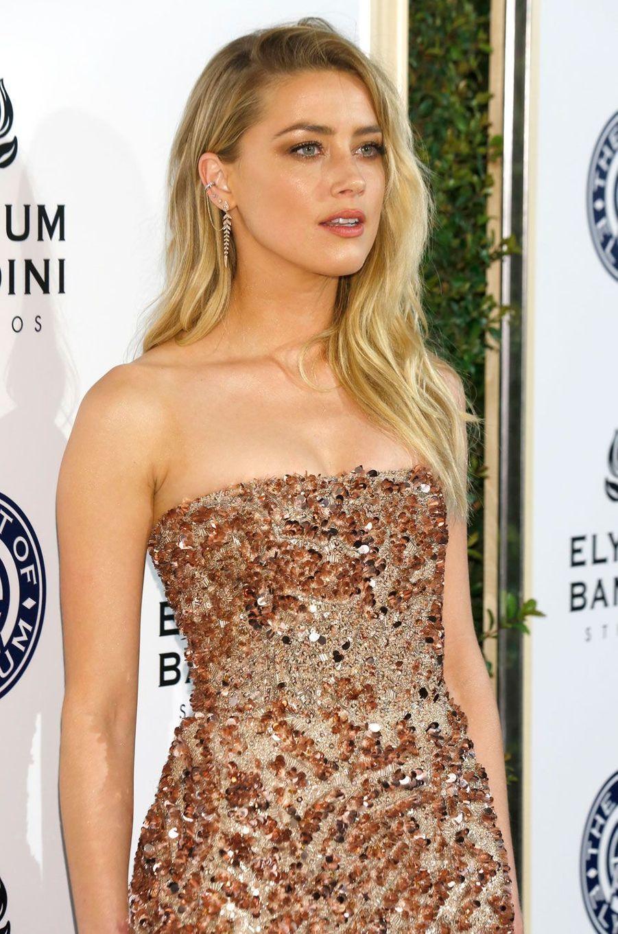 Amber Heard entretiendrait une relation avec Elon Musk depuis plusieurs mois