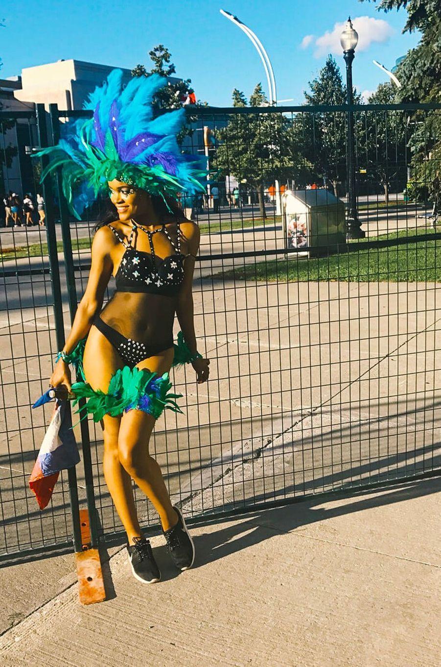 Andele Lara, le sosie parfait de Rihanna
