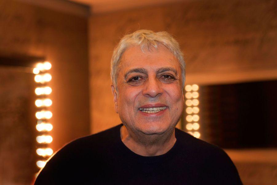 Enrico Macias est Gaston Ghrenassia