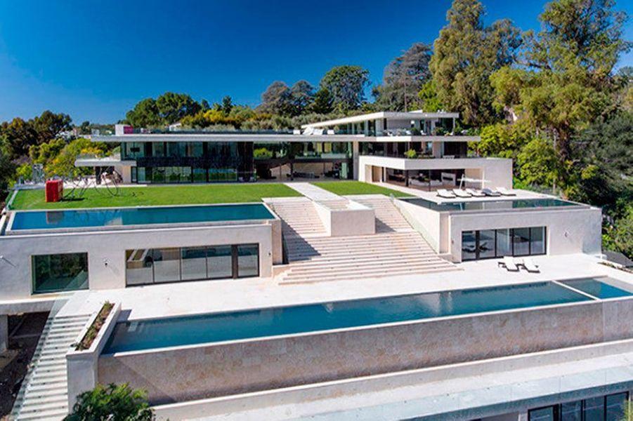 La maison de Beyoncé et Jay-Z