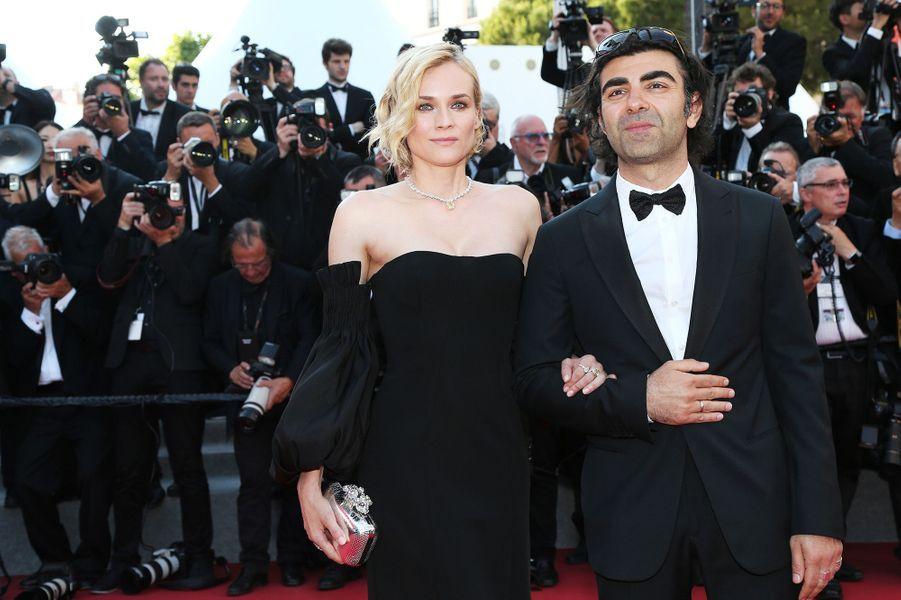 Diane Kruger à Cannes, le 28 mai 2017.