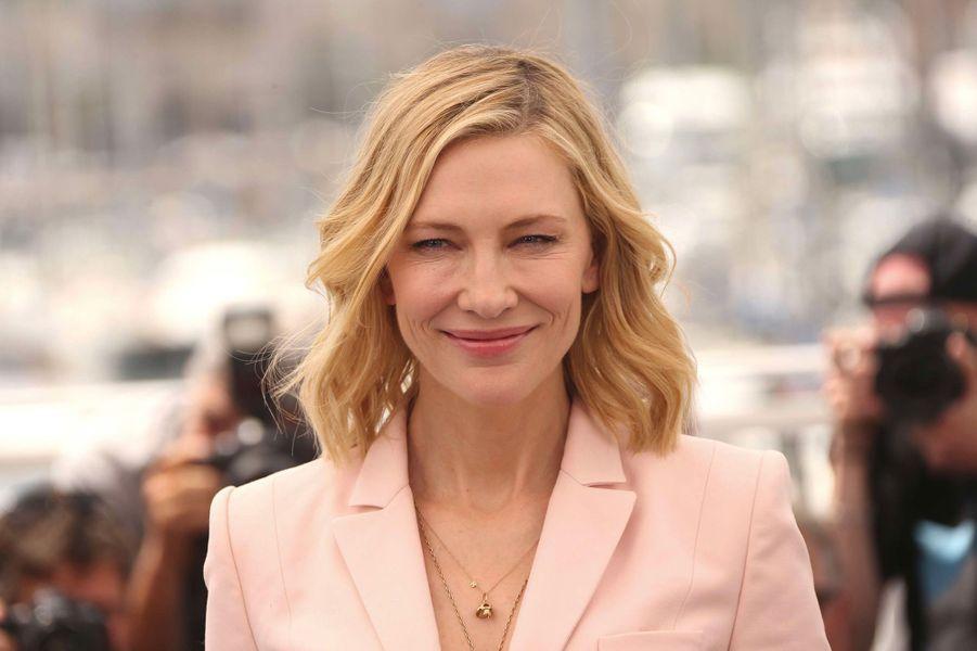 Cate Blanchett au Festival de Cannes 2018
