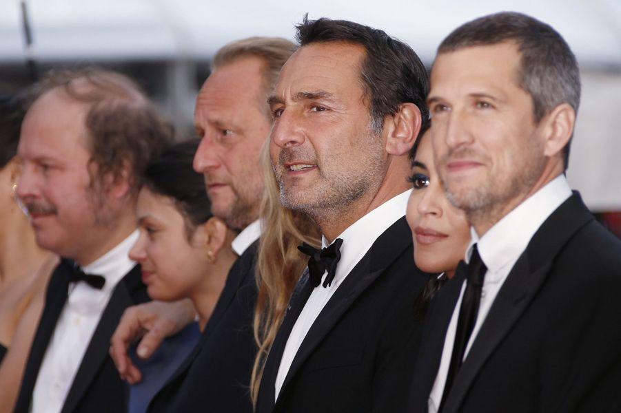 Cannes 2018: Le Grand bain de Gilles Lellouche dévoile ses premières images