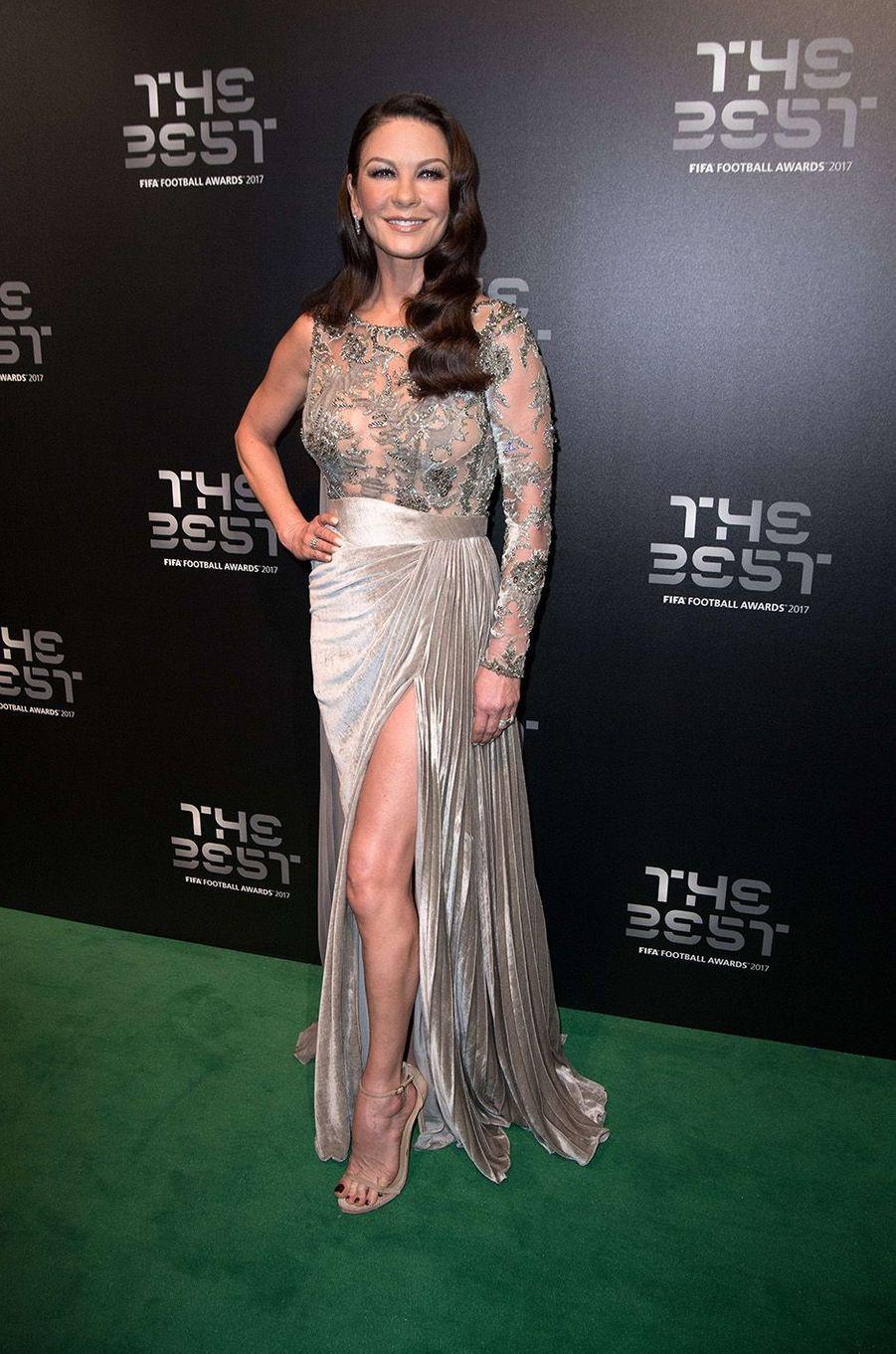 Catherine Zeta-Jones, la transformation physique.