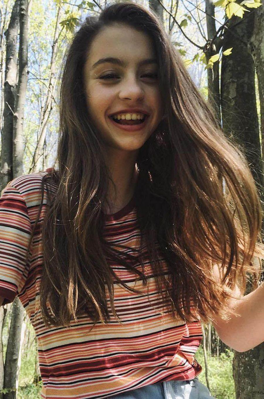 Carys Zeta-Douglas en 2016.