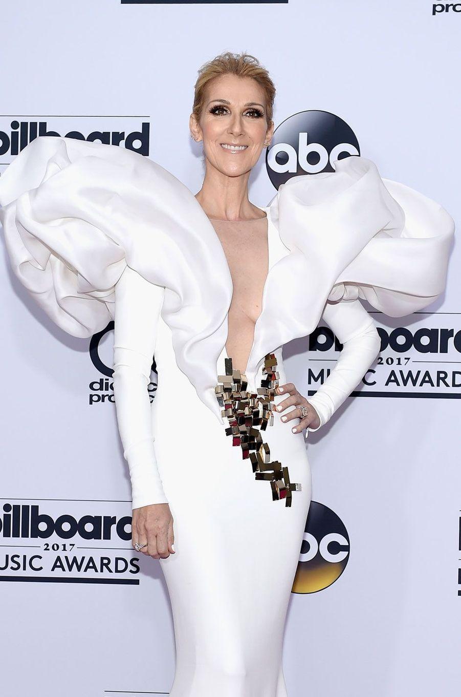 Céline Dion aux Billboard Music Awards 2017