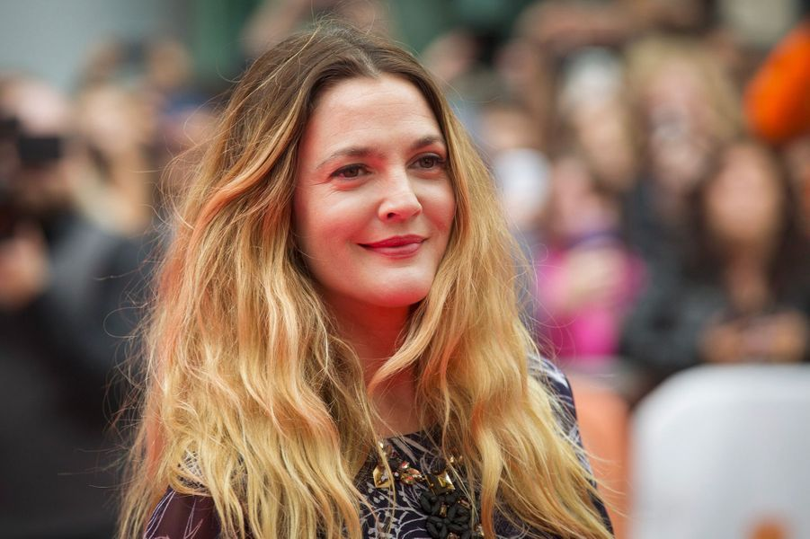 """Drew Barrymore(Toronto, le 12 septembre 2015)2004: """"Choose or Lose Presents: The Best Place to Start""""(documentaire)2009: """"Bliss"""""""