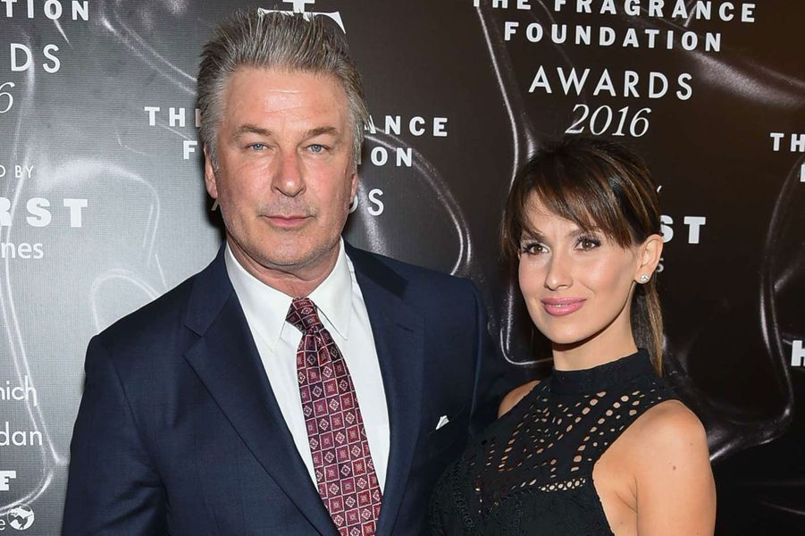 Hilaria Thomas (32) et Alec Baldwin (58)