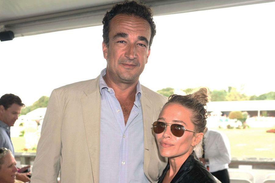 Marie-Kate Olsen (30) et Olivier Sarkozy (47)