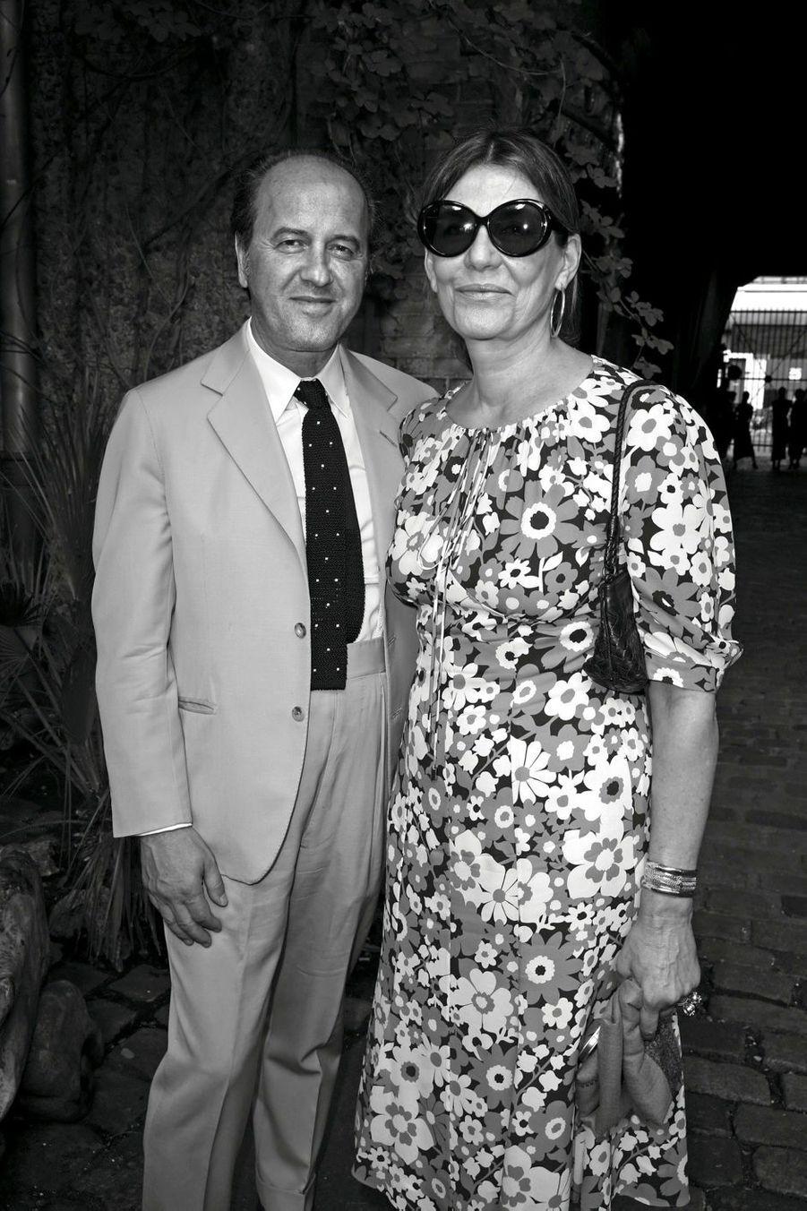 Prosper et Martine Assouline