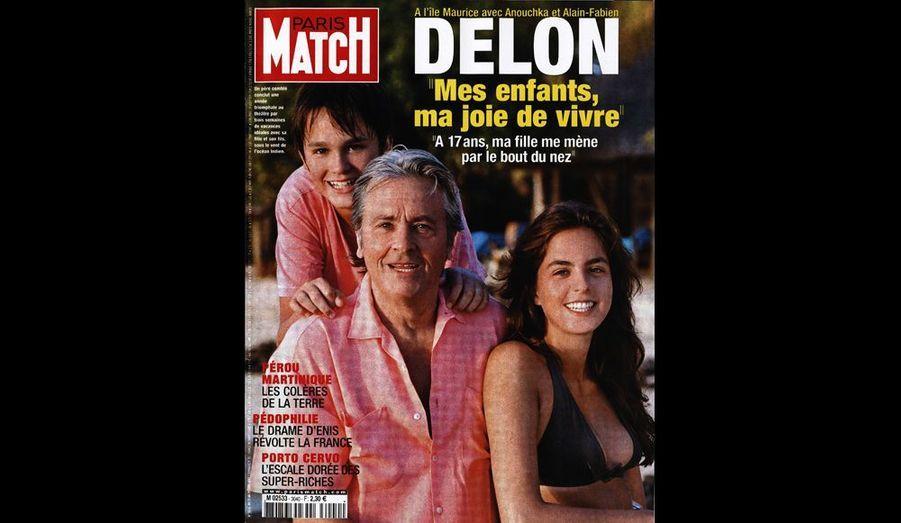 2007. Un père comblé conclut une année triomphale au théâtre par trois semaines de vacances idéales avec sa fille et son fils sous le soleil de l'Océan indien.