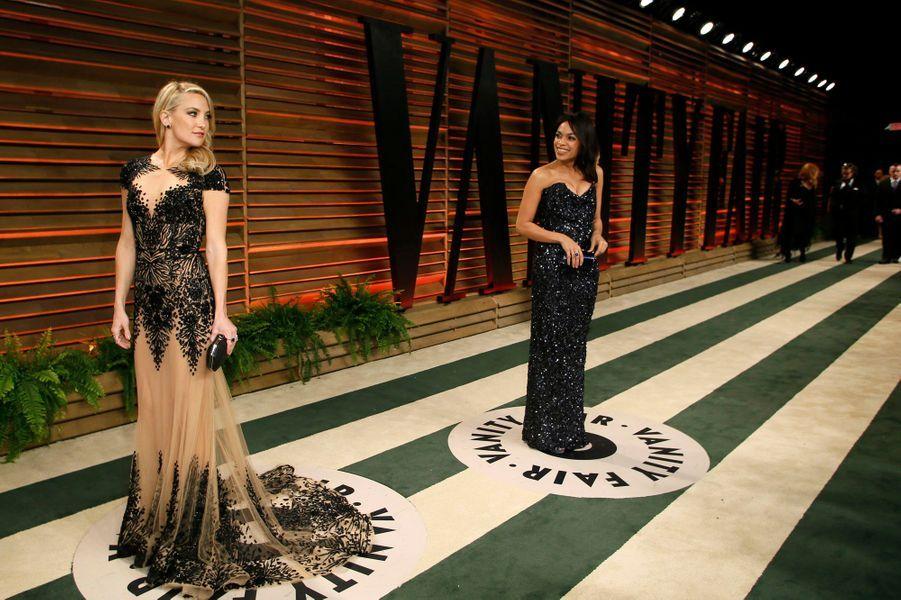 Kate Hudson et Rosario Dawson