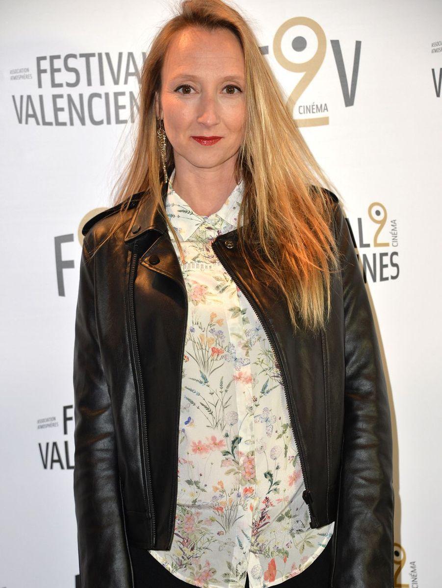 Audrey Lamy à Valenciennes le 16 mars 2016