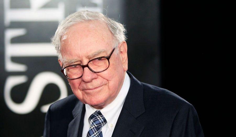 L'homme d'affaires Warren Buffet interprète... Warren Buffet !