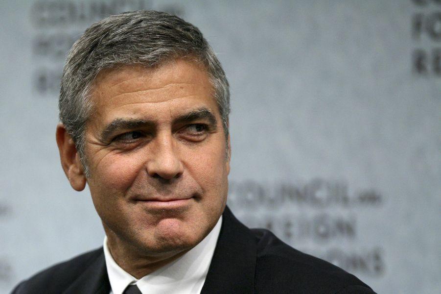 George Clooney fête ce vendredi ses 55 ans !