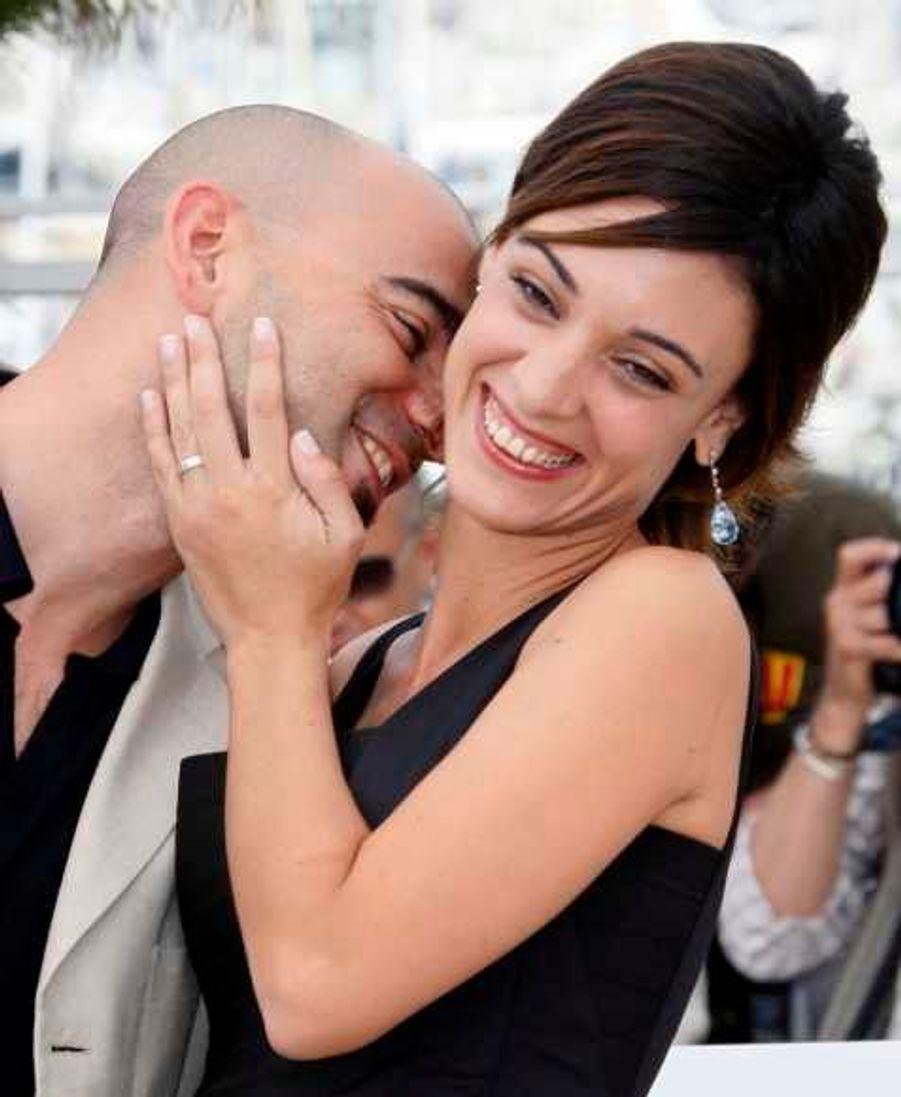 """Martina Gusman et Pablo Trapero sont ensemble depuis de nombreuses années.L'actrice a tourné sous la direction de son compagnon """"Nacido y criado"""" (2007) et """"Leonera"""", présenté à Cannes (2008)."""