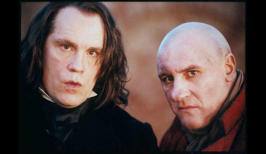 Les deux géants du cinéma avaient joué ensemble dans «Les Misérables» en 2000.