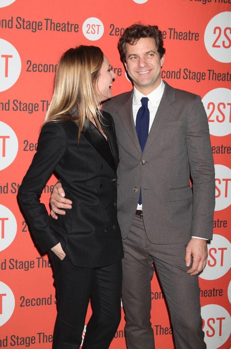 Diane Kruger et Joshua Jackson à New York le 11 février 2016