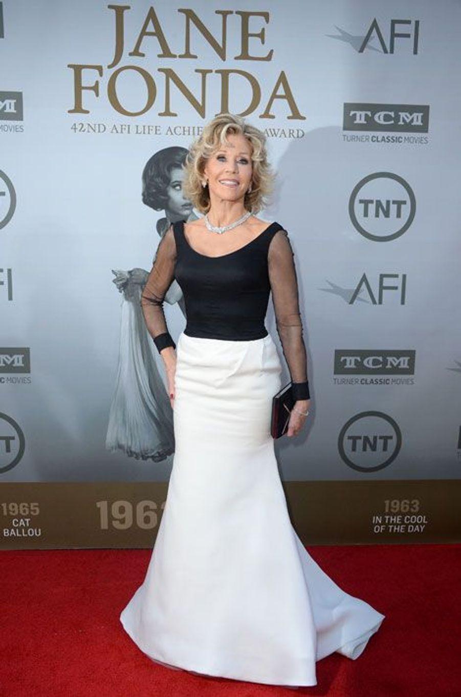 Jane Fonda l'éternelle