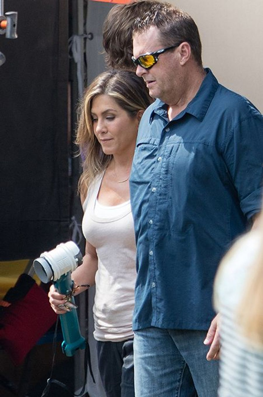Jennifer Aniston à Atlanta le 10 septembre 2015