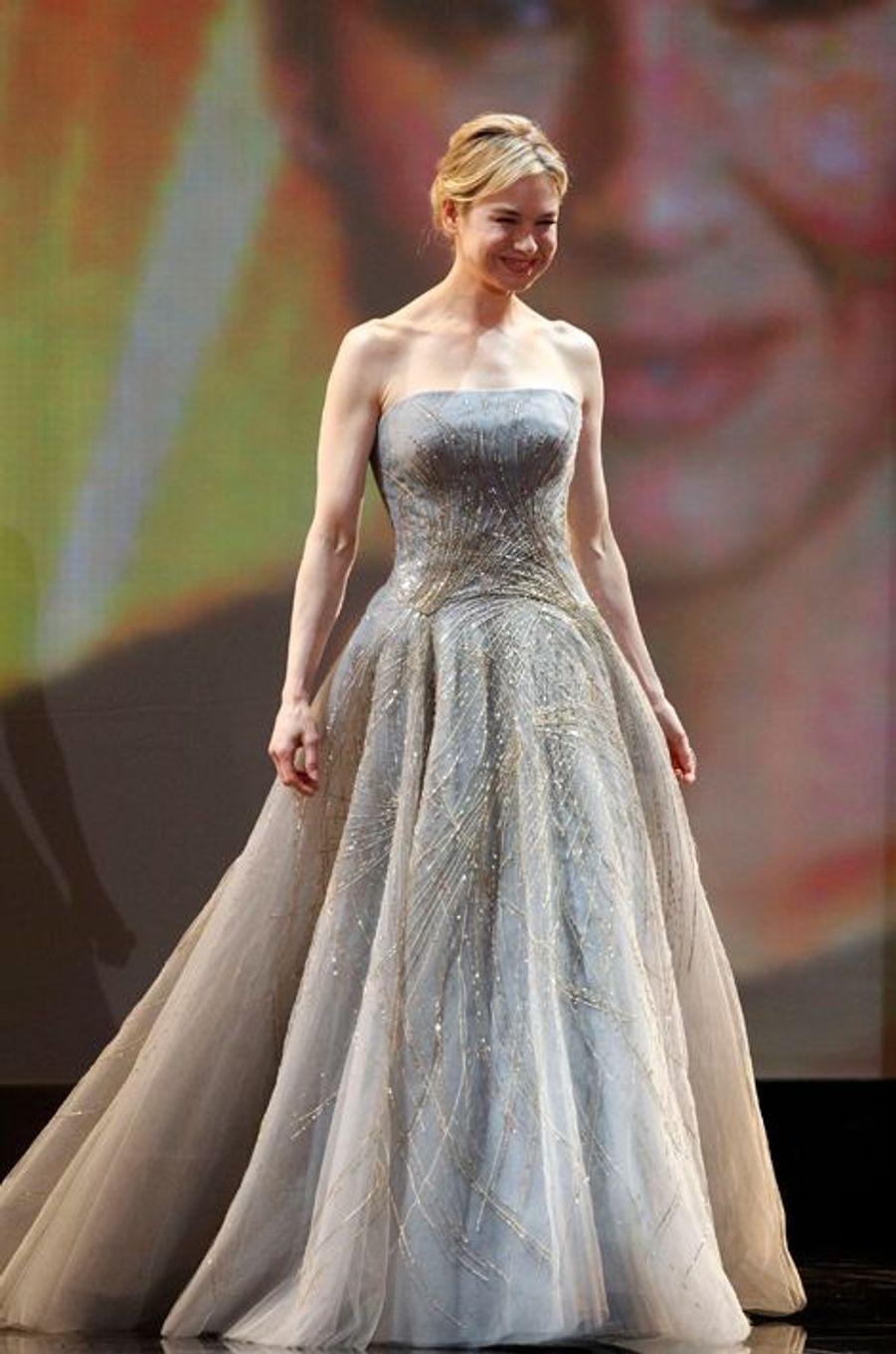 Depuis sa révélation au grand public en 2001, l'actrice Renée Zellweger est l'une des actrices les plus sensuelles d'Hollywood.
