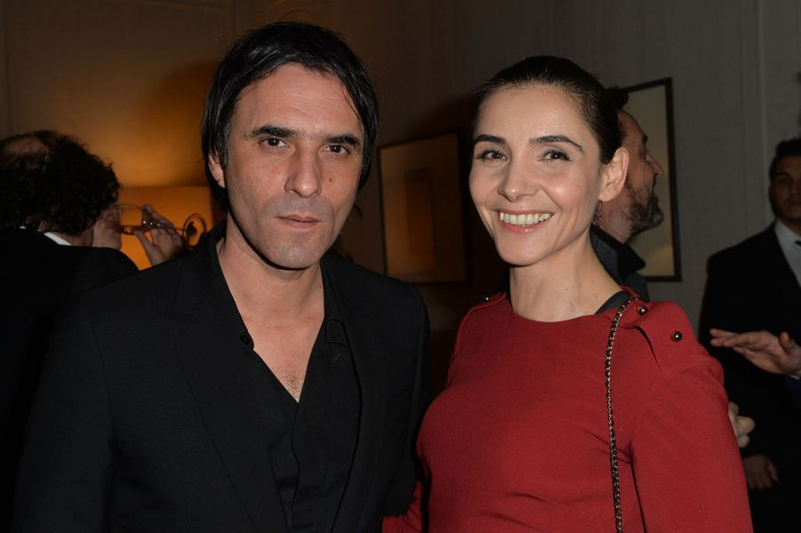 Samuel Benchetrit et Clotilde Courau