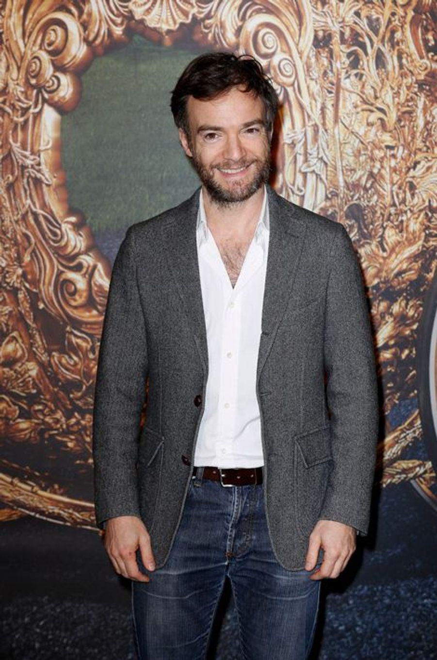 Jonathan Lambert à Paris le 22 mars 2015