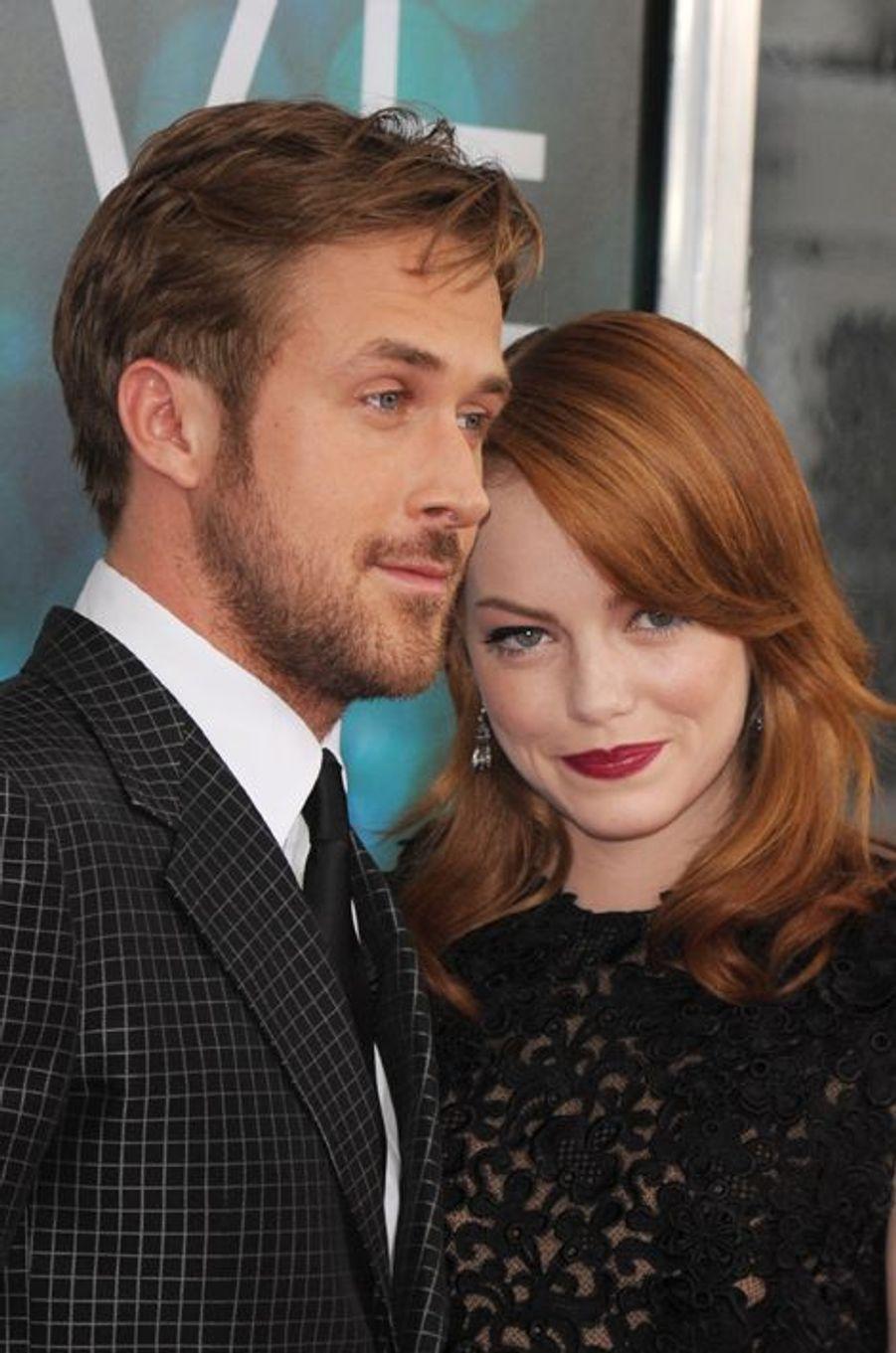 Ryan Gosling et Emma Stone