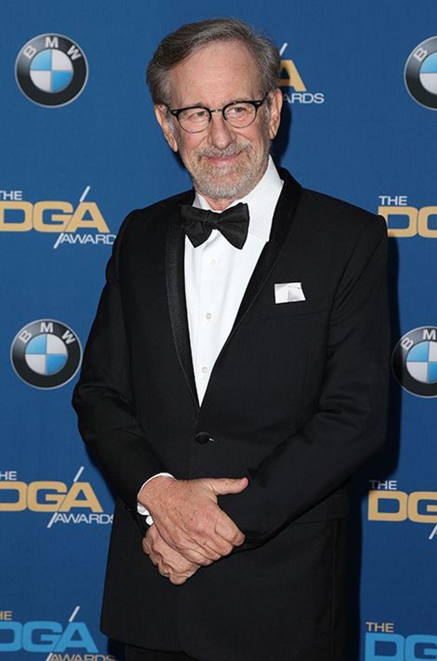 Steven Spielberg aux DGA Awards, le 6 février 2016