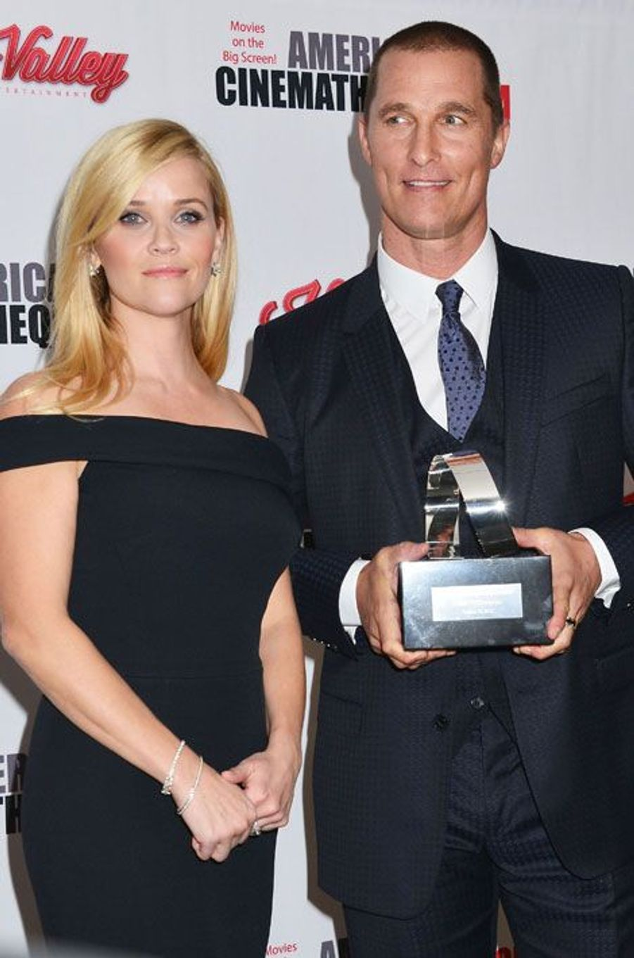 Reese Witherspoon et Matthew McConaughey