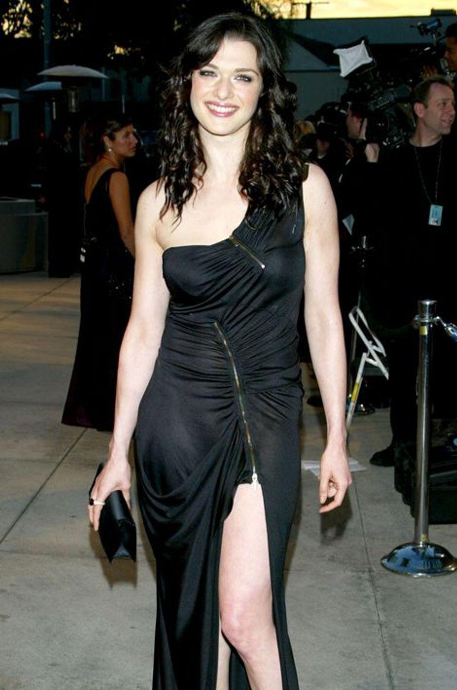 A la soirée Vanity Fair pour les Oscars 2002