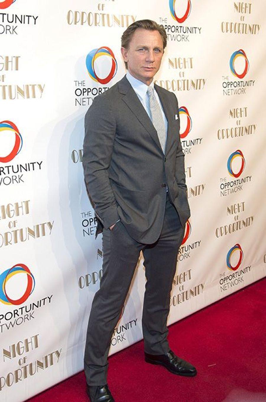 Daniel Craig, en juillet 2014
