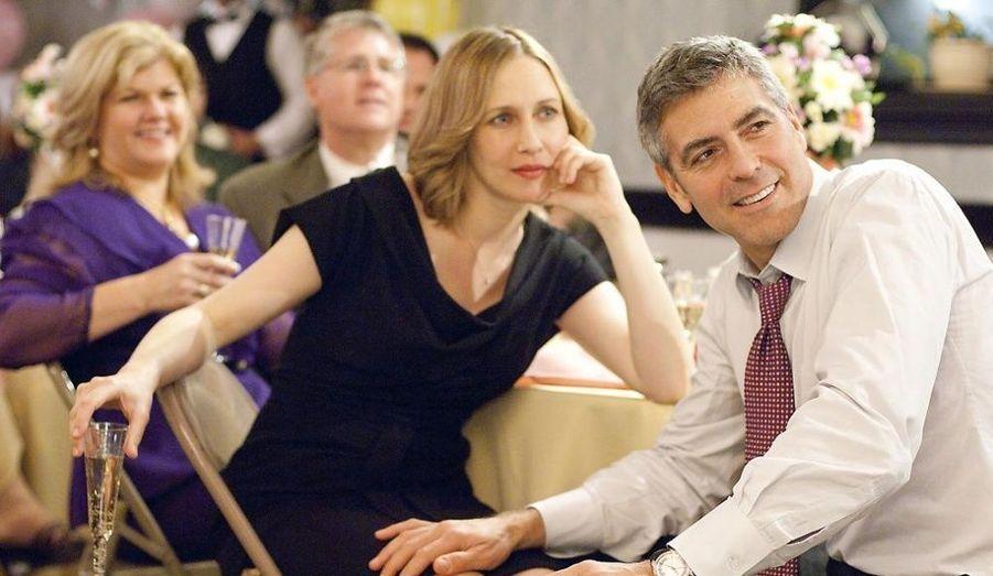 Dans In the Air de Jason Reitman, Vera séduit un certain George Clooney..