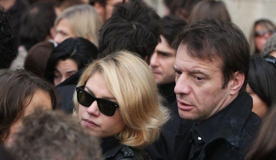 Samuel Le Bihan et Déborah François