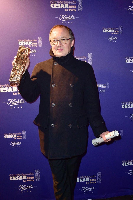 """Philippe Faucon (Meilleur film pour """"Fatima"""")"""