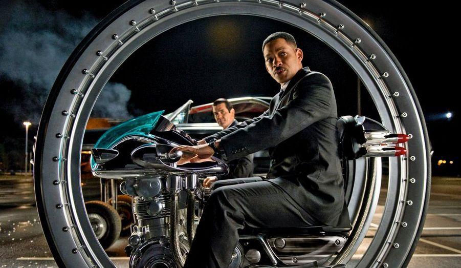 Avec «Men in Black III», Will Smith a renoué avec le succès de masse cette année. Il a gagné 30 millions de dollars depuis un an.