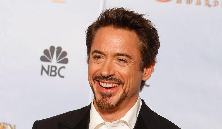 Le héros des «Iron Man» rentre dans le cercle fermé des acteurs au-dessus des 30 millions de dollars de gains sur un an (31 millions).