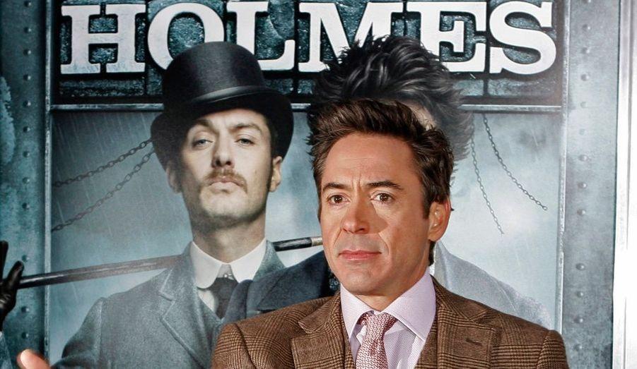 Entre Iron man 2 et Sherlock Holmes, Robert Downey Jr. a gagné 22 millions de dollars entre juin 2009 et juin 2010.