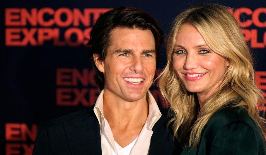 Malgré la déception causée par le film Night and day, son duo avec Cameron Diaz a permis à Tom Cruise de revenir sur le devant de la scène, avec une enveloppe de 22 millions de dollars.