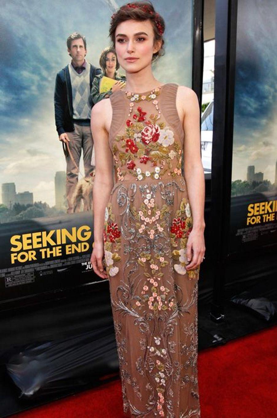 En juin 2012 au Los Angeles Film Festival
