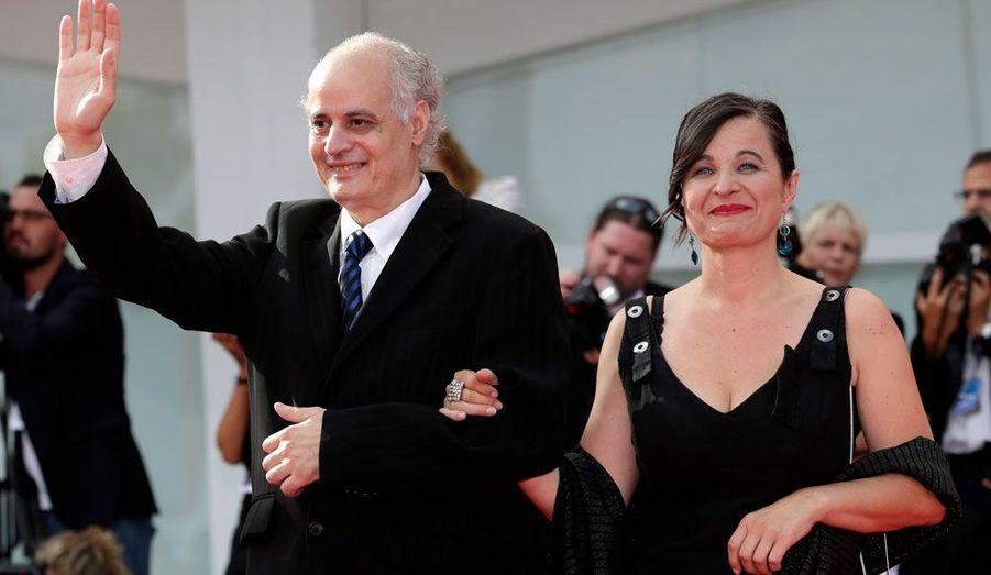 Maria Hofstatter et Nabil Saleh