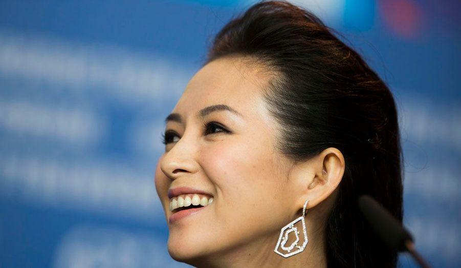 """Zhang Ziyi (""""Les Misérables"""")"""