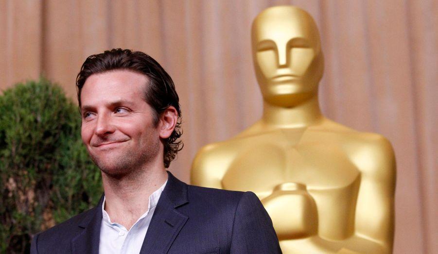 """Cité dans la catégorie meilleur acteur pour """"Hapiness Therapy""""."""