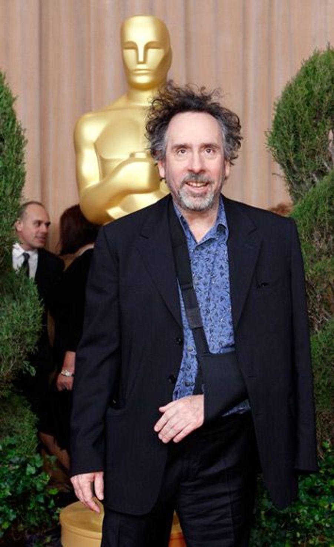 """Cité pour l'Oscar du meilleur film d'animation pour """"Frankenweenie""""."""
