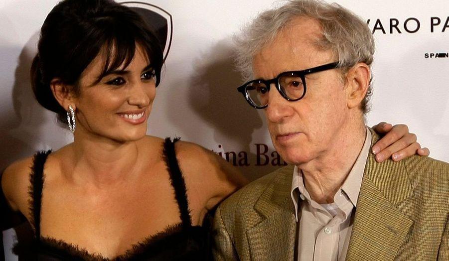 En 2008, Penelope Cruz apparaît dans Vicky Cristina Barcelona de Woody Allen et devient sa nouvelle muse.